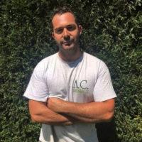 Anthony élagueur grimpeur professionnel à Poulx - Qui sommes-nous ? AC Paysage
